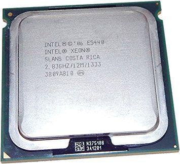 Processador Intel® Xeon® E5440 12M Cache, 2.83 GHz, 1333 MHz FSB