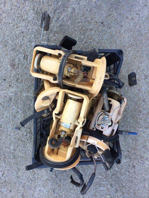 Помпа резервоар БМВ е46 320д 150кс - BMW e46 320d 150hp