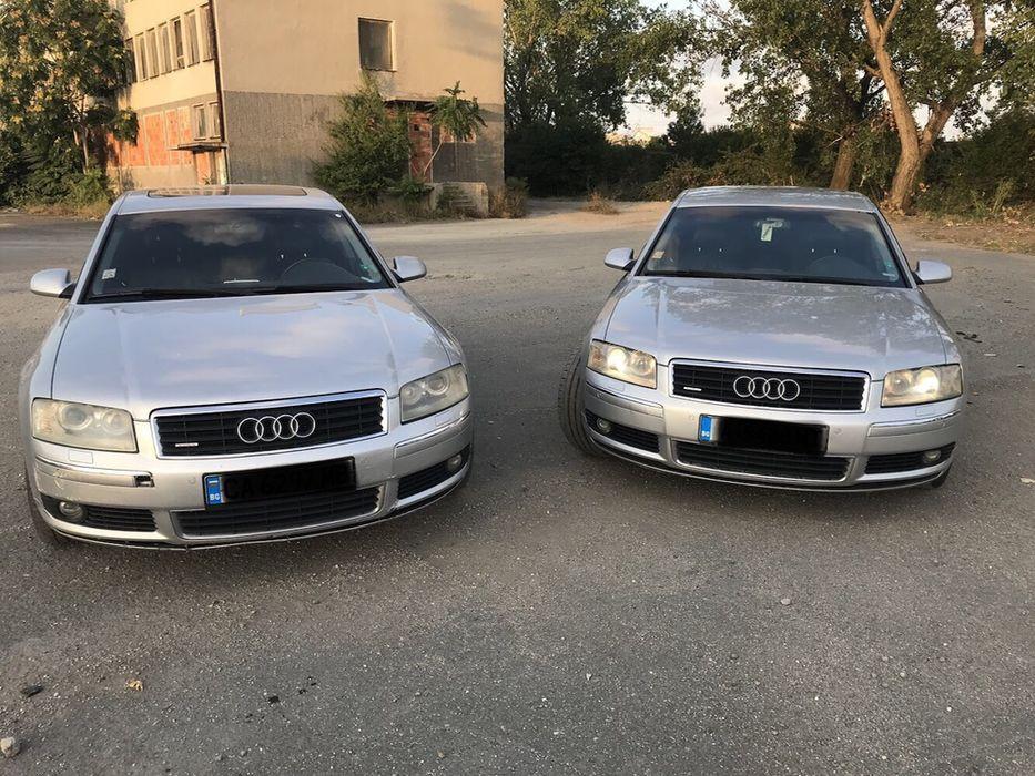 Audi A8 d3 Ауди А8 д3 на части