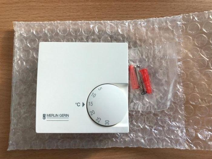 Termostat mecanic Schneider Merlin Gerin