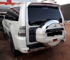 Mitsubishi pajero novo a venda