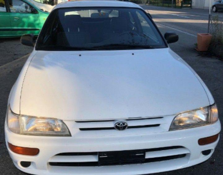 Toyota Starlet 0km