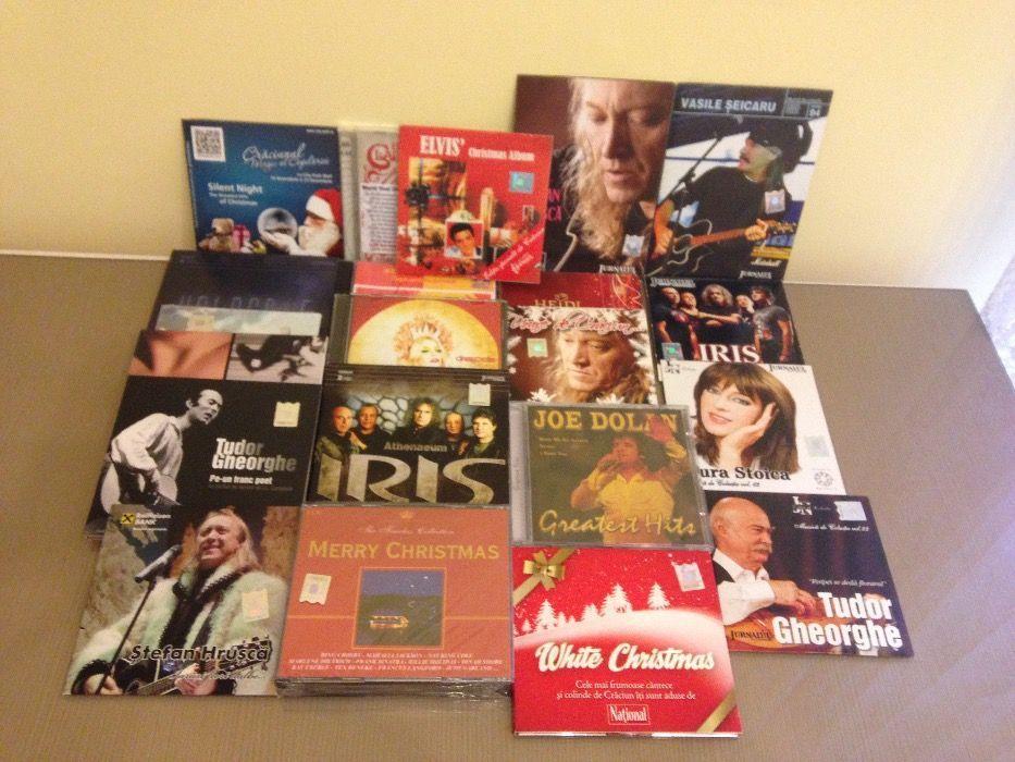 CD-uri muzica diversa