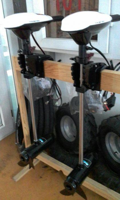 Мотор электрический на лодку