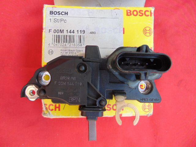 Releu alternator Bosch 24V mufa 5 pini,Mercedes Atego, Actros, Daf,
