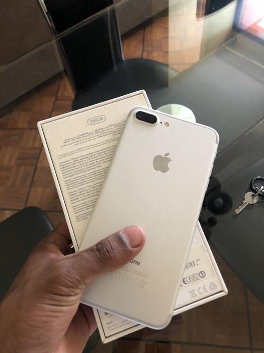 iPhone 7 Plus 256gb com caixa