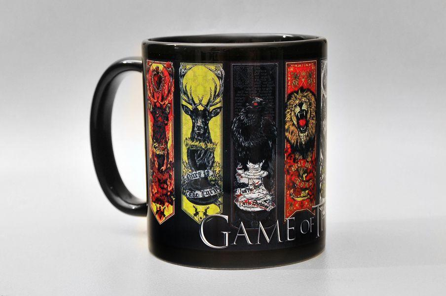 Чаши Игра на тронове - 5 варианта - Game of Thrones - чаша