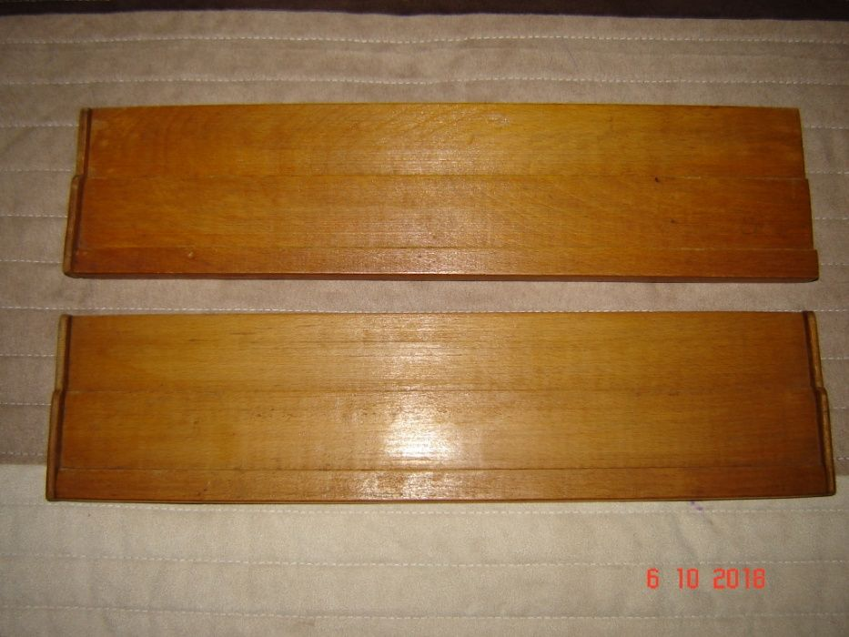 Placi Remy lemn facute manual