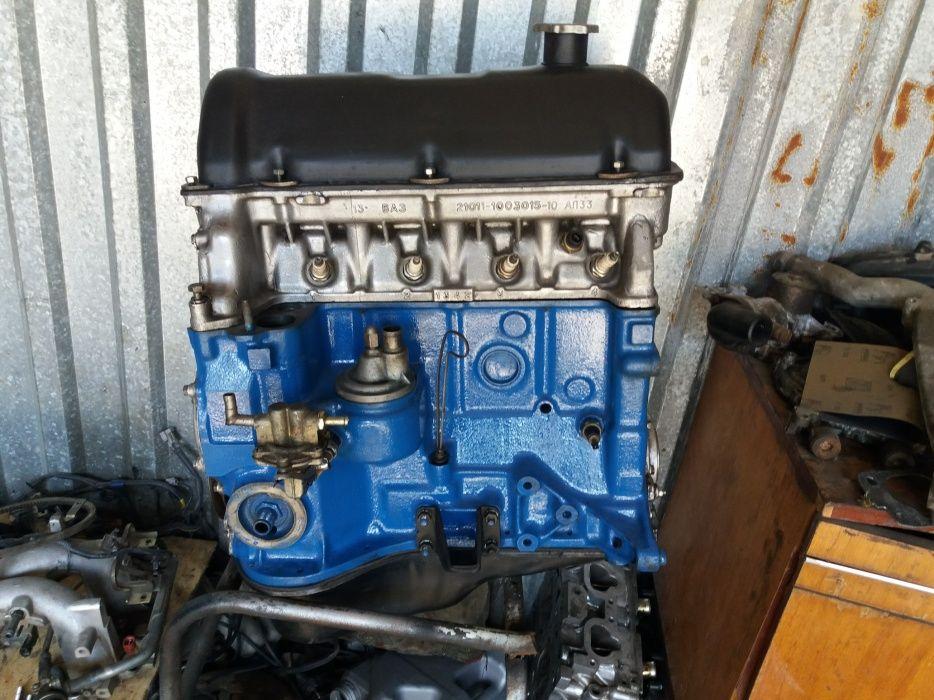 Двигатель Ваз 2103 после капремонта (Жигули 01-07) все запчасти новые