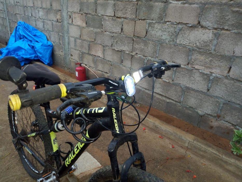Bike na bolada em estado novo Maputo - imagem 7