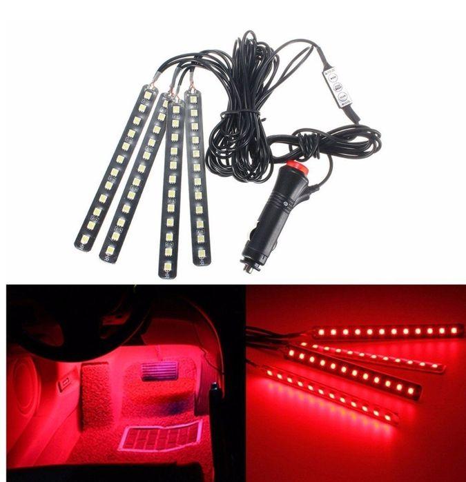 Цветомузика LED Интериорно Осветление Диодни ленти RGB кола осветление гр. София - image 6