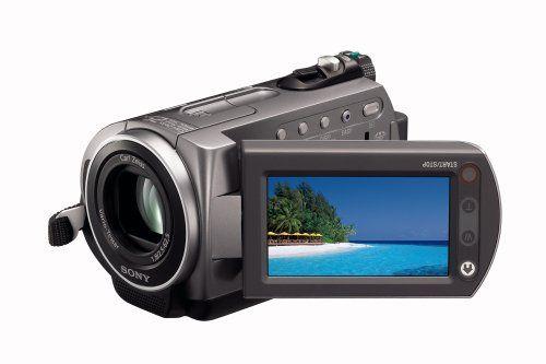 Camera video Sony-touchscreen-impecabila