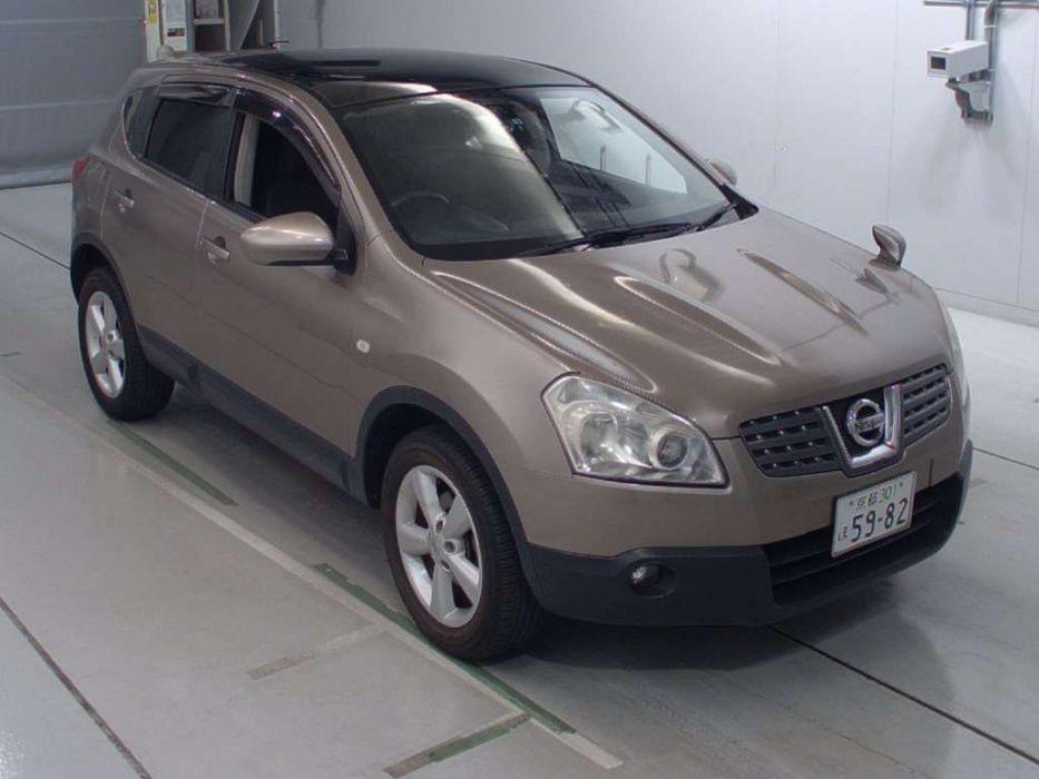 Nissan Qashqai 2005 года