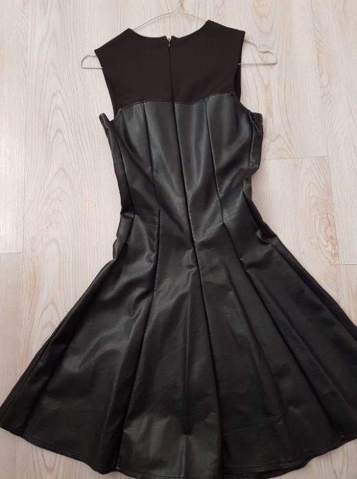 Кожена рокля Nikole collection гр. София - image 2