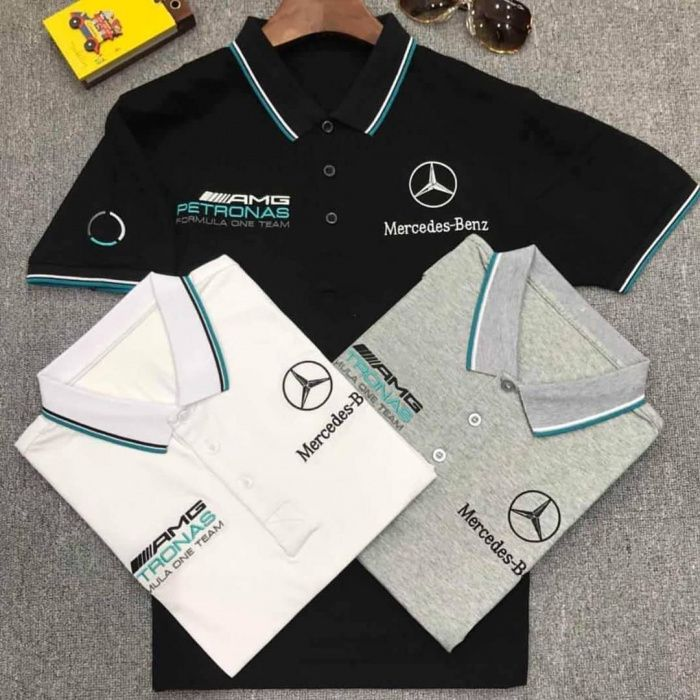 Camisete Mercedez Benz