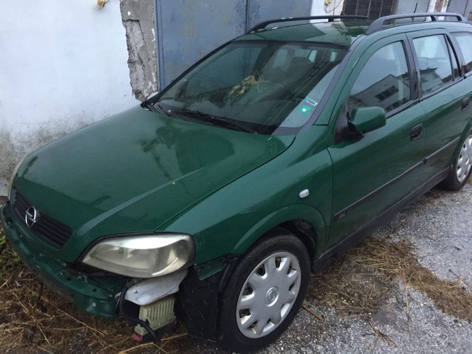 Opel Astra / Опел астра 2.0DTI 82кс - На части