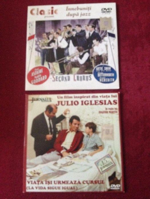 DVD Iglesias,Astaire,Alexandru,Pistruiatul,Mihailescu-Braila