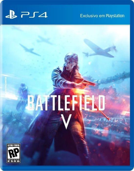 Vendo Battlefield V (5) (Ps4) PlayStation 4