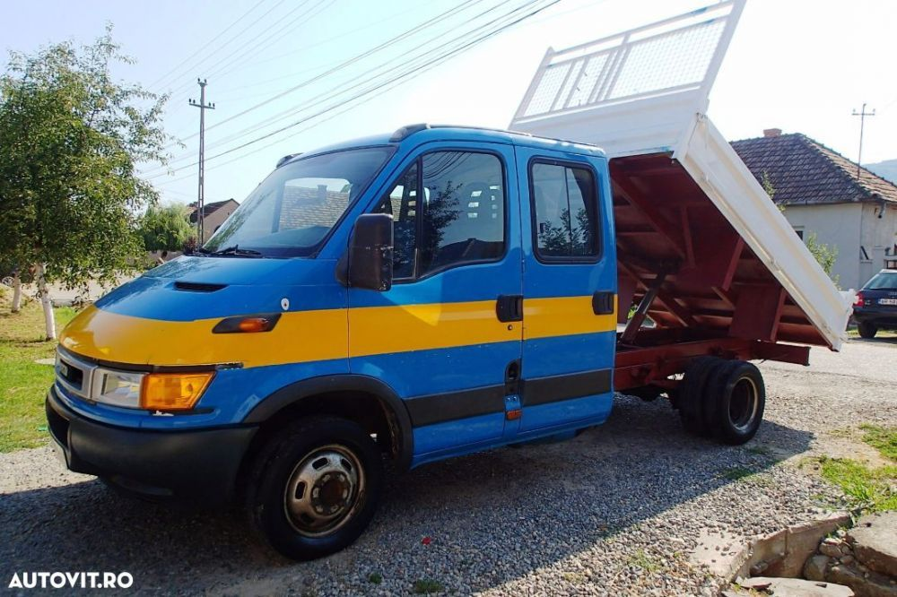 Iveco Daily Basculabil - 2.8 TD