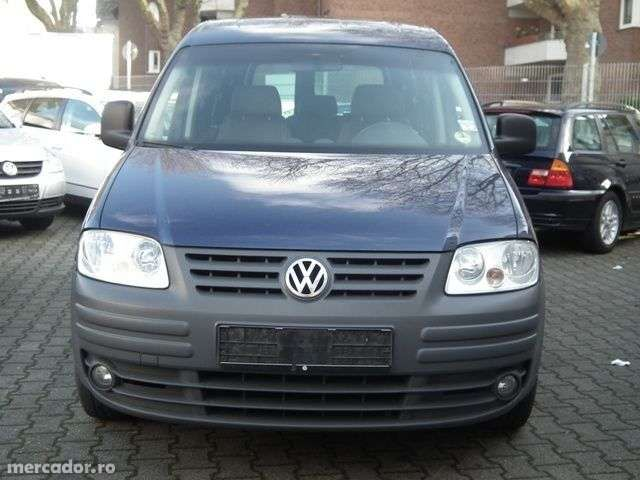 Dezmembrez VW Caddy 2005-2013 Malu Mare - imagine 3