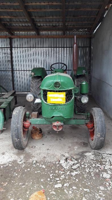 Vand tractor 45C cu plug