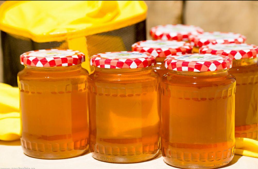 Miere de albine/ stupi