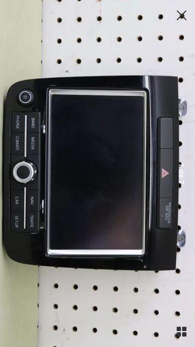 multimídia (rádio/ DVD e navegação) para Volkswagen Touareg