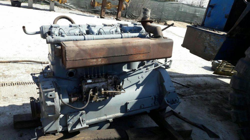 Motor hanomag 55d si55c