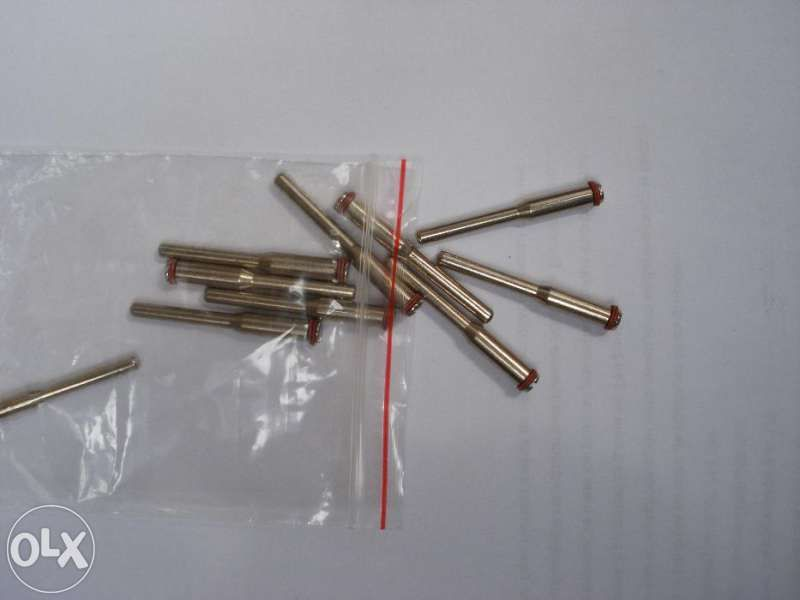 Държач / накрайник 3,15 мм за дискове за Dremel / Дремел , бормашина