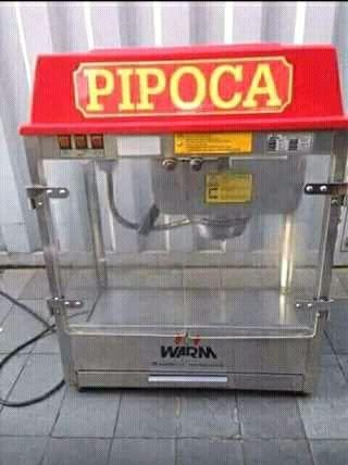 Máquina de pipocas a venda em promoção