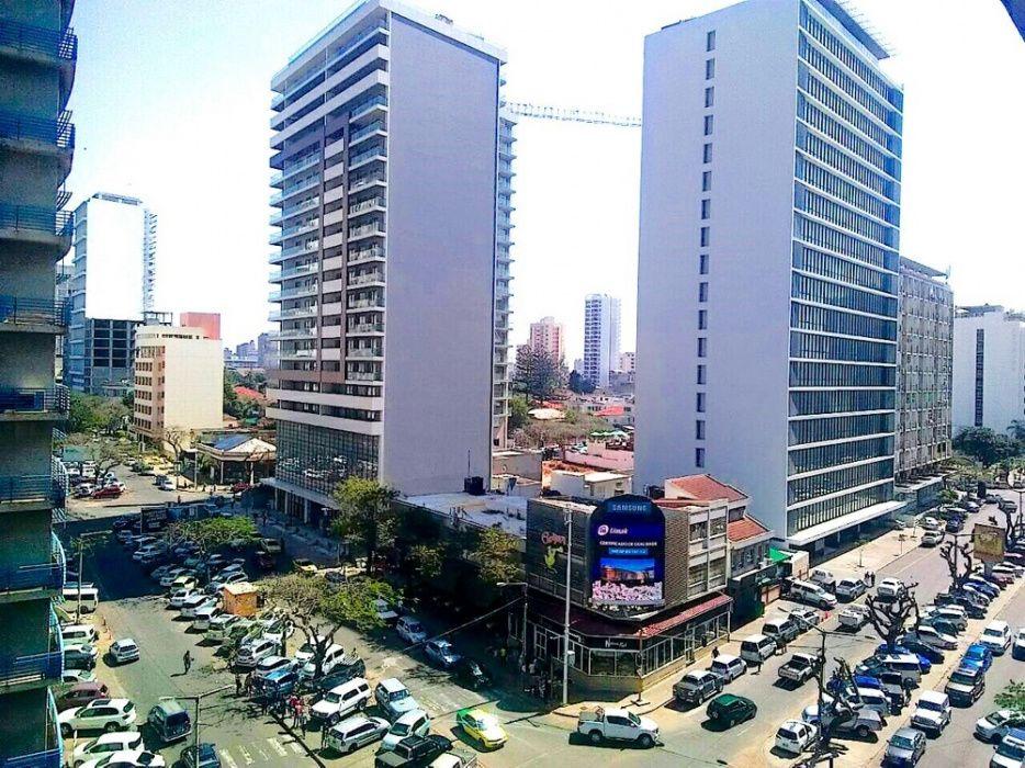 Arrenda se apartamento T3 Mobilado na Polana prédio de Rosas de Moçamb