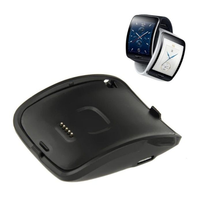 Dock incarcare / incarcator pt ceas smartwatch Samsung Gear S SM-R750