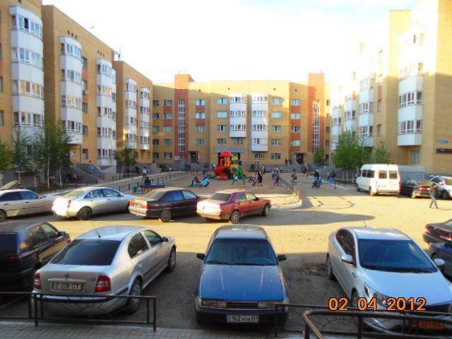 Новый дом Ш. Кудайбердиулы НОЧЬ 4000