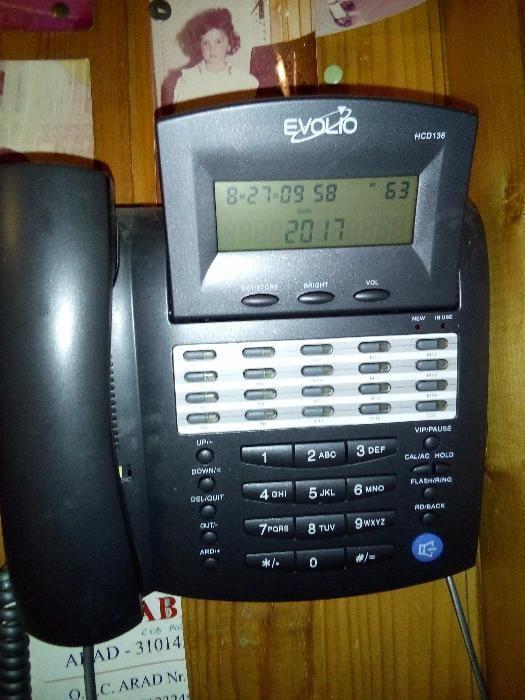 telefon fix 20 memorii