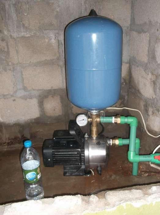 Montagem de electrobombas,loiças sanitarias e instalação de tugagem