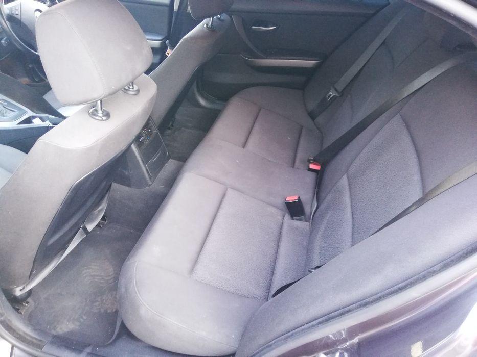 Interior textil bmw e90