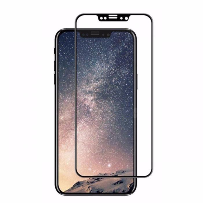 BASEUS 3D PET стъклен протектор с 9H защита за iPhone X, XS