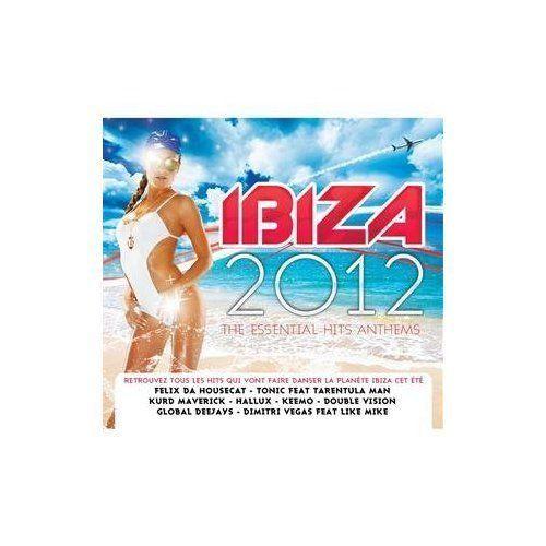 CD original sigilat Ibiza 2012 The Essential Hits Anthems