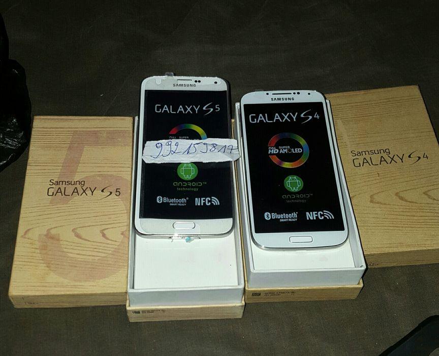 Novo Galaxy 5 original Cor Branco