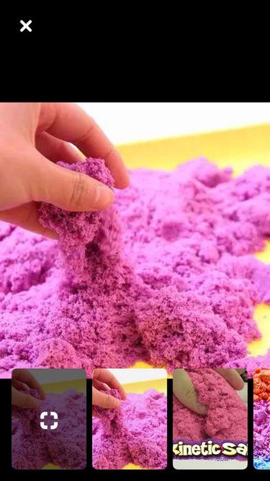 Balde de areia modelar 1.1kg infantil leva 2 paga 900