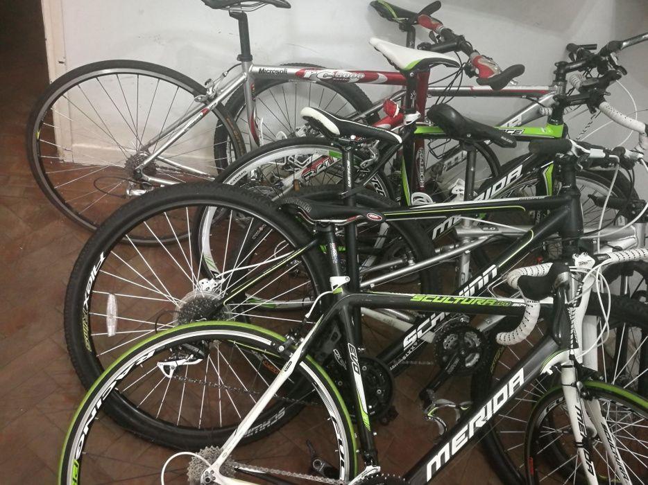 Bicicletas profissionais