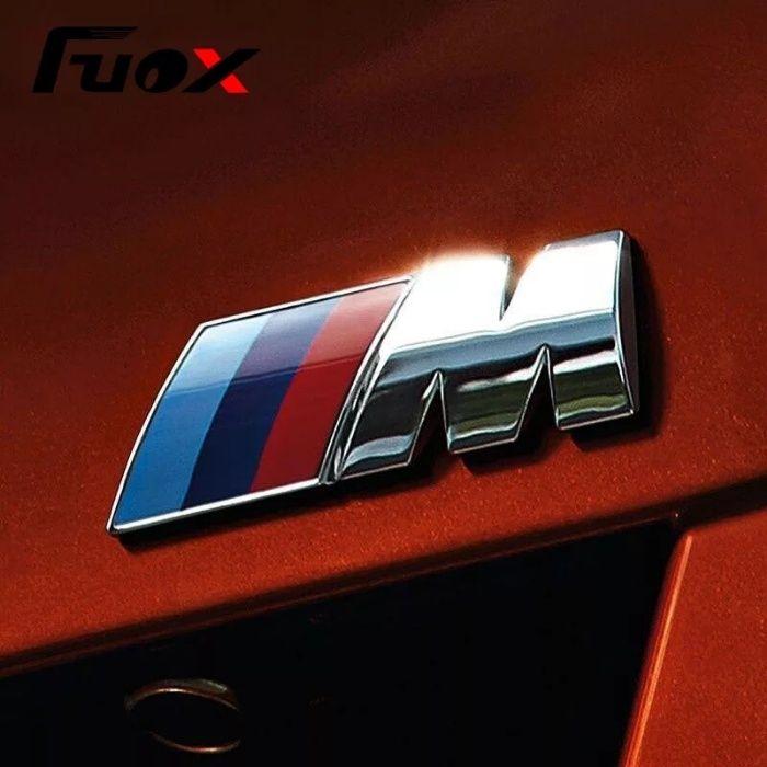 "Емблема ""М Power"" за багажник на БМВ"