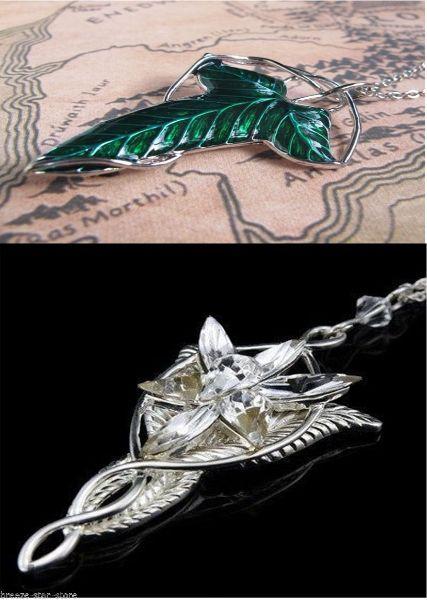 Комплект колиета от властелинът на пръстените Lord of The Rings