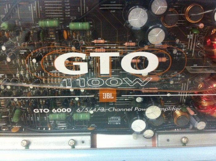 vand skimb amplificator jbl gto 6000