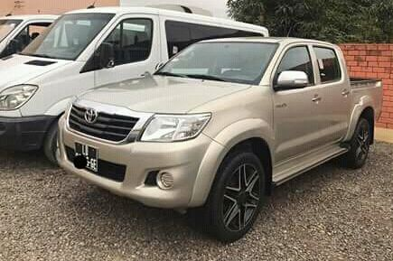 Toyota hilux 0km Disponível