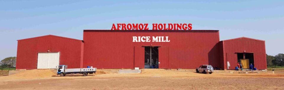 Vende-se Fábrica de Arroz em Manhiça com Tudo Lá existente