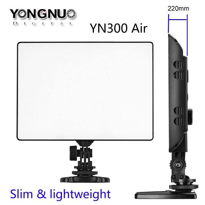 Lampa Bicolora Yongnuo YN300 Air, pentru camere foto, video