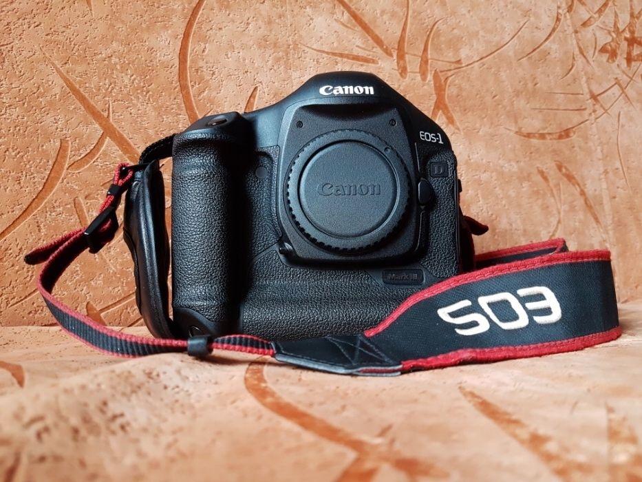 Canon 1D, mark iii, 400.000kz