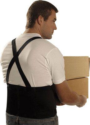 Centura lucru suport spate sustinere lombara cu tije bretele reglabile