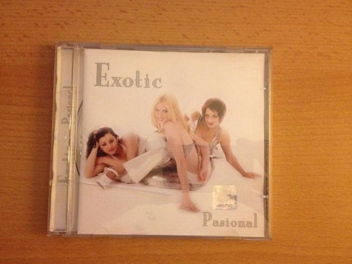 Exotic - Pasional CD original raritate